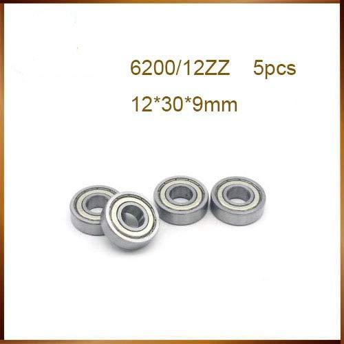 Ochoos 6200/12ZZ 6200/12-2Z 12309 Non-Standard Ball Bearing 12309 mm no Standard 6200ZZ 6200 Electric Bike 12x30x9 mm