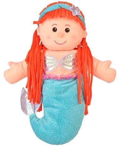 Fiesta Crafts Little Mermaid Hand and Finger Puppet Set