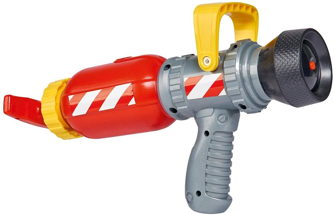 Simba 109252298 Feuerwehrmann Sam Feuerwehr Wassergewehr Fireman Fire Brigade Water Gun, 0