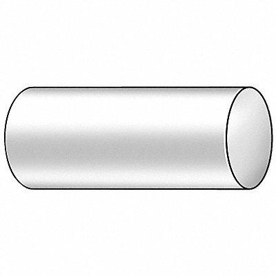 Polymershapes Rod UHMW-PE White 5 1/2 Dia x 3 ft L