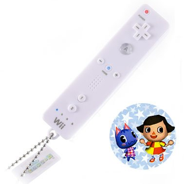 Animal Crossing Wii Projector - Girl & Bouquet