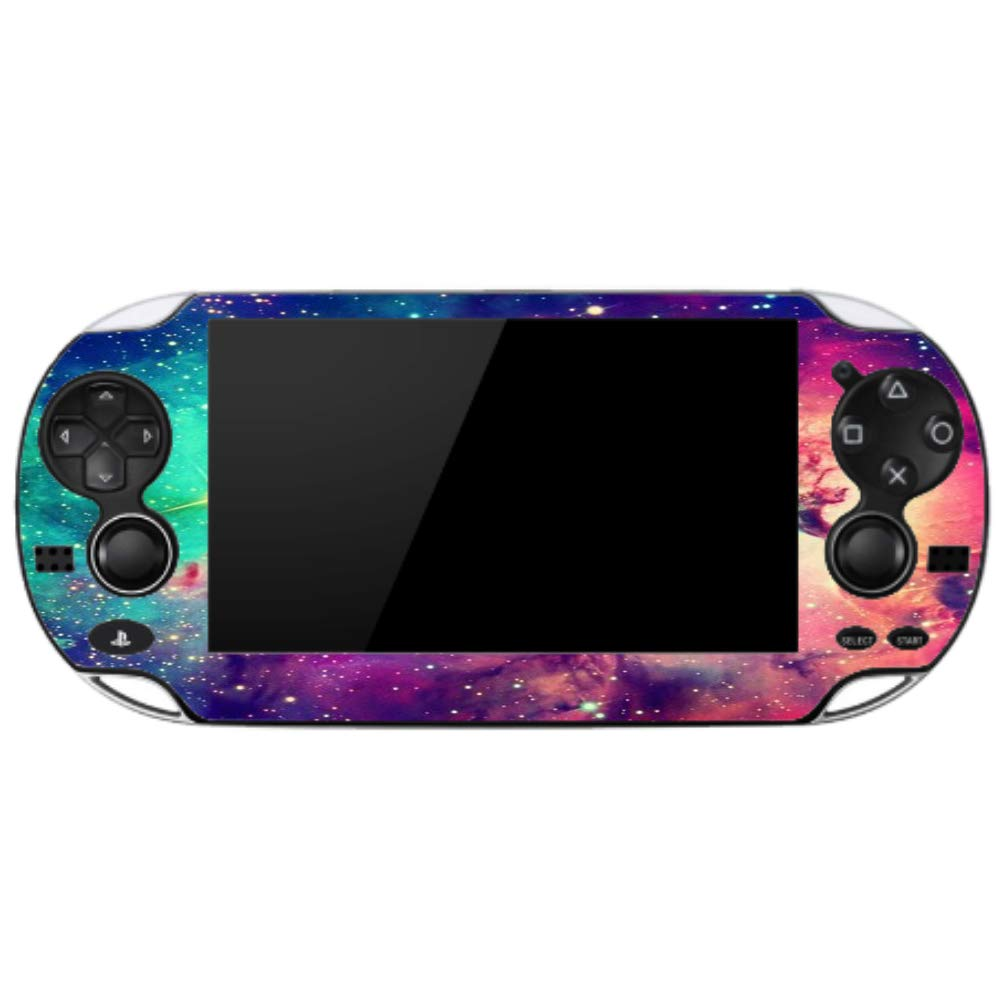 Galaxy Vinyl Decal Sticker Skin by EandM for Playstation Vita