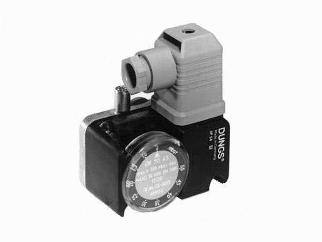 DUNGS 225-939A 225939A, 250VAC, Pressure Switch, 5-50MBAR