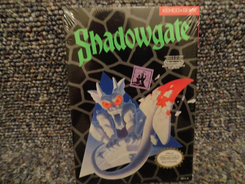 Shadowgate - Nintendo NES