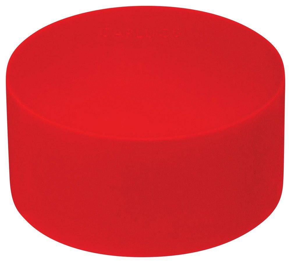 Caplugs 99192647 Plastic Sleeve Cap for Tube Ends. SC-4 1/2, PE-LD, Cap ID 4.500