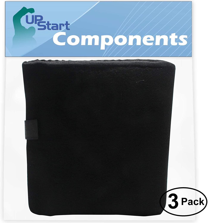Upstart Battery 3-Pack Replacement for Honeywell 40200 Air Purifier Pre-Filter - Compatible with Honeywell HRF-APP1 PreFilter