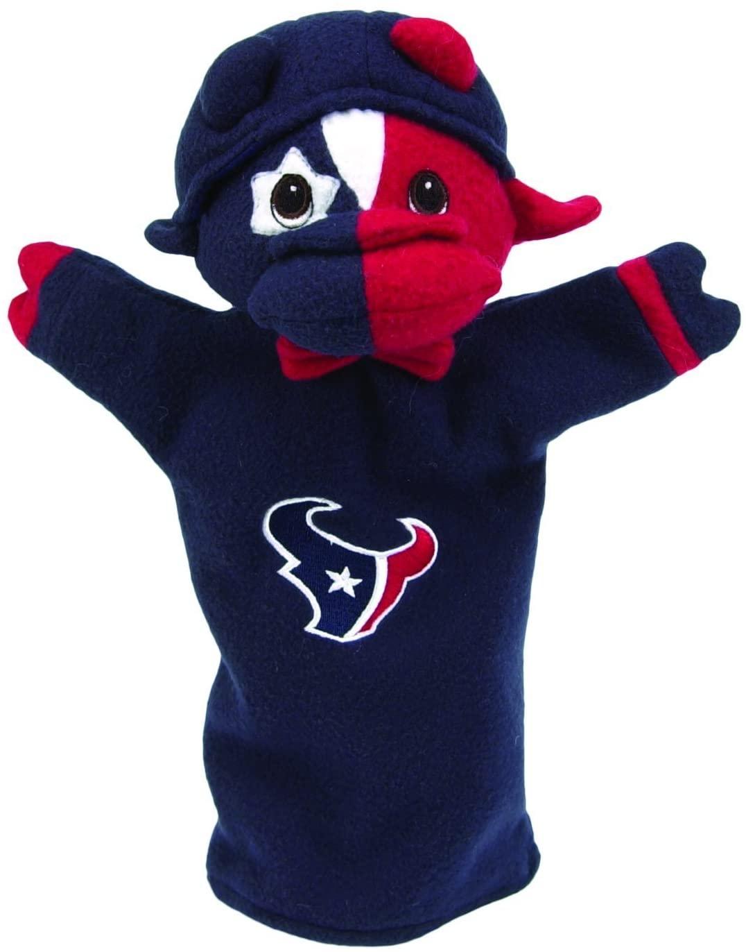Houston Texans Mascot Hand Puppet