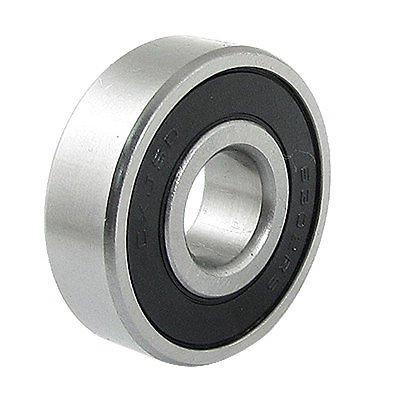 Ochoos 6302RS 15mm Inner Dia Shielded Ball Bearing for Electric Motor