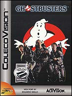 GHOSTBUSTERS, COLECOVISION