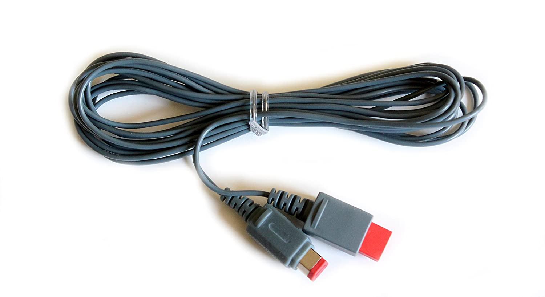 Wii Wii U Sensor Bar Extension Cable 10 Foot Briteley