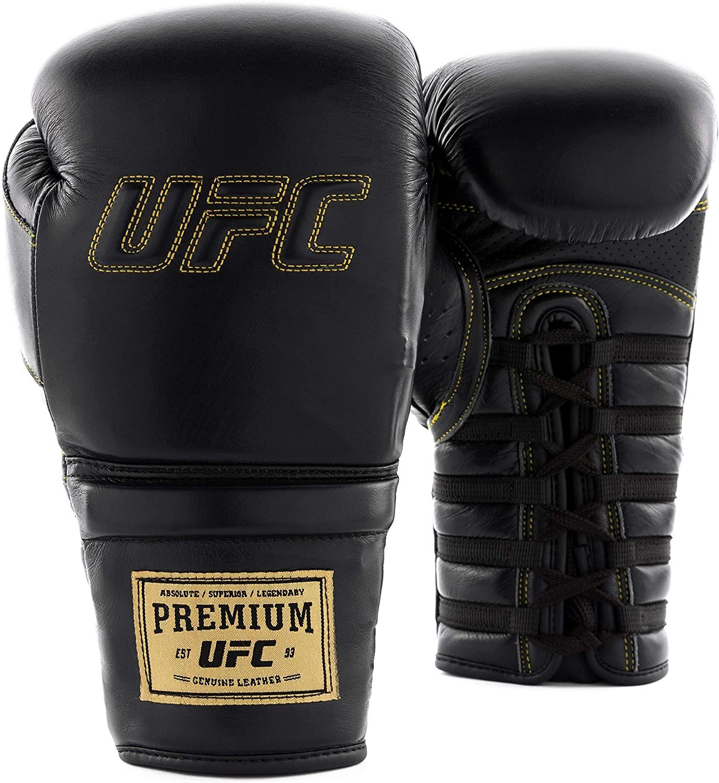 UFC Pro Champ Lace Up, Stand Up Training Glove