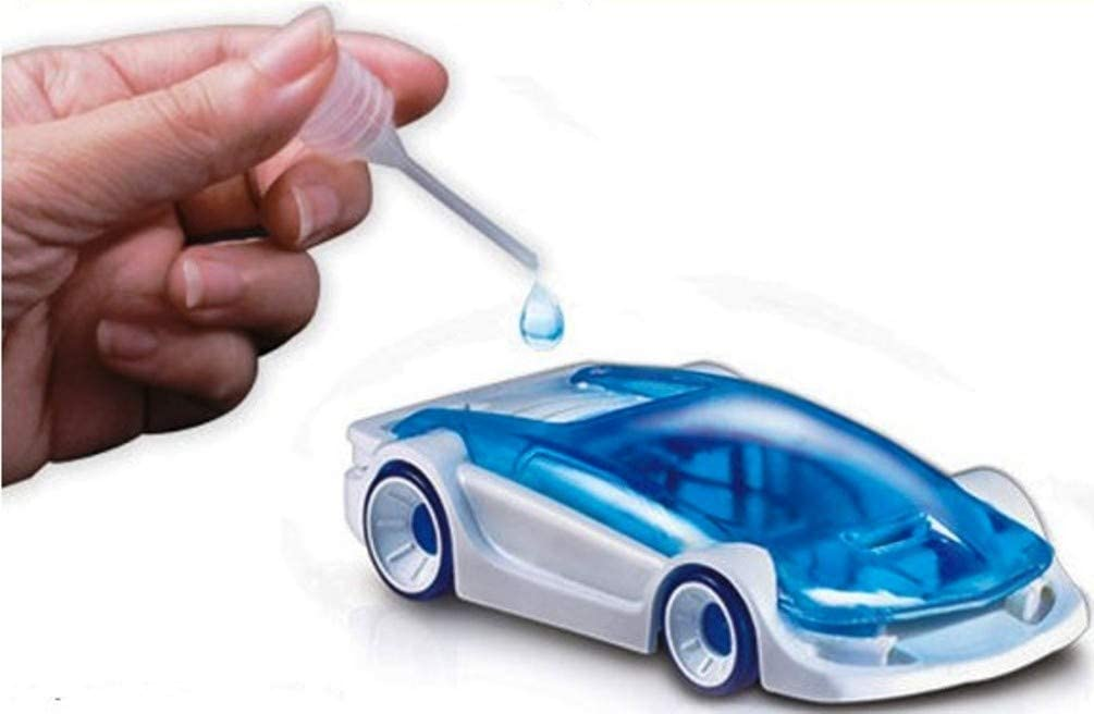 OWI 750 Salt Water Fuel Cell Car; Smallest, Cheapest and the First Car to be Powered by Saltwater; Gives Children a Chance to Learn About New Forms of Clean Energy