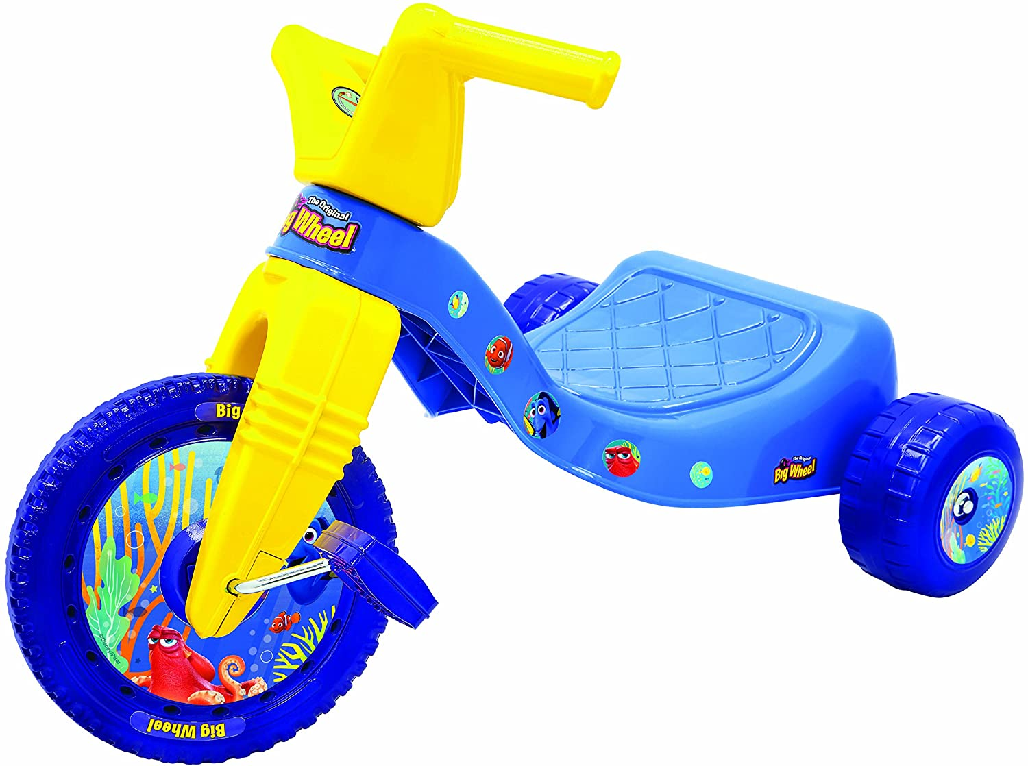 Finding Dory Big Wheel Junior Rider Ride On