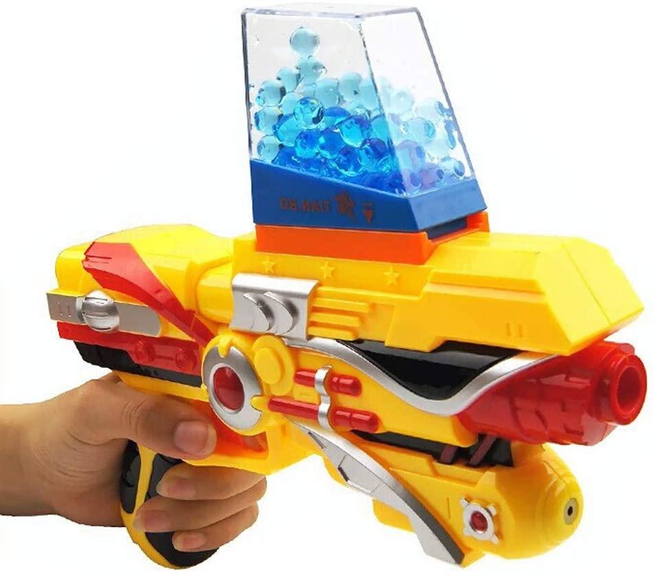 HKJCstore Children'swater-absorbingwater Gun, Crystal Bomb Burst Toy Gun