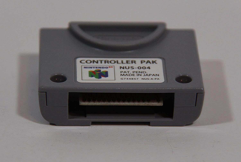 Nintendo 64 Controller Pak (Renewed)