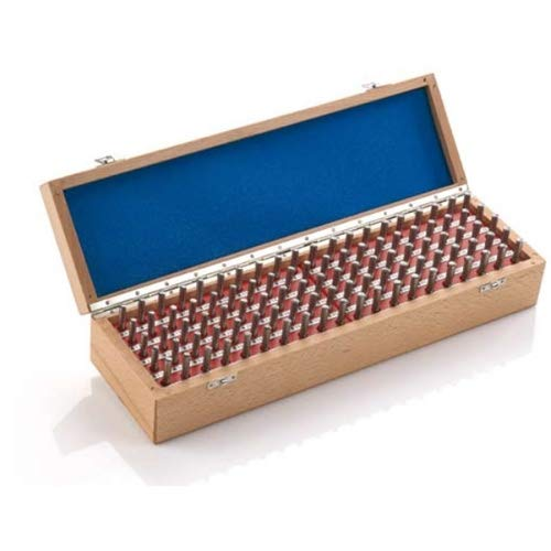 Mahr Federal 4828217, 426 S Pin Gage Set, Made of Steel Without Handle