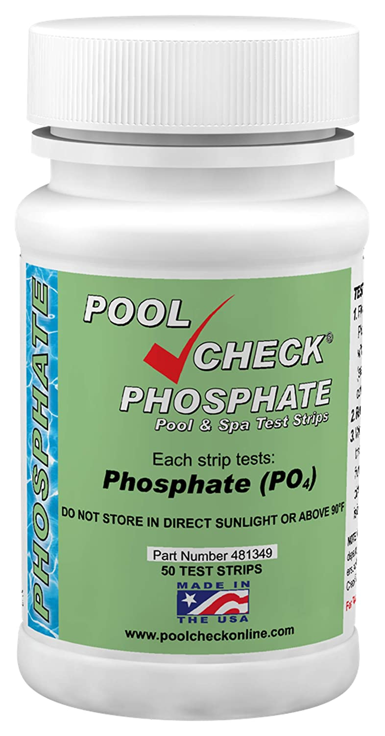 Industrial Test Systems 481349 Pool Check Phosphate Test