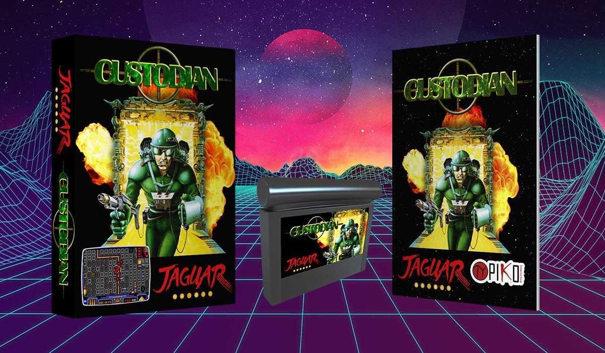 Custodian - Atari Jaguar Cartridge