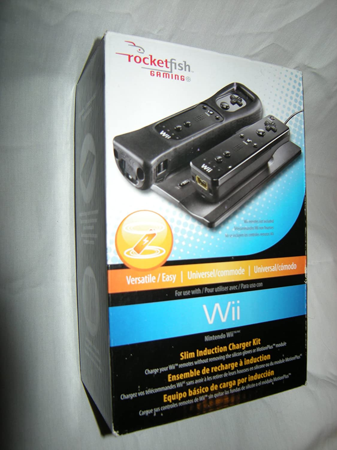 Wii Slim Induction Charger Kit