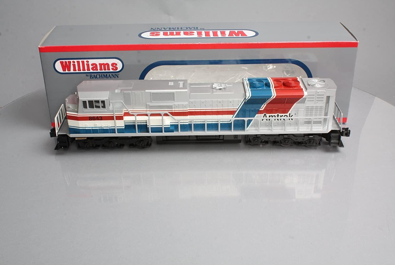 O Williams SD90, Amtrak