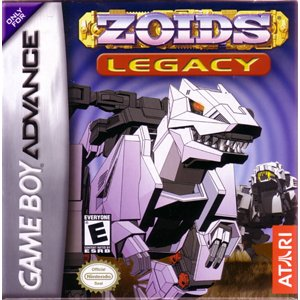 Zoids: Legacy
