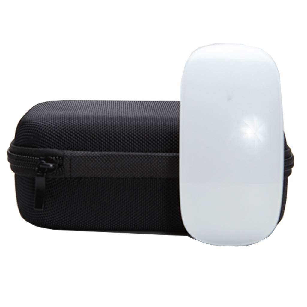 Carry Case USB Flash Drive Case Cable Storage Bag for Travel for Hard Drives, Cables, Phone, USB, SD Card