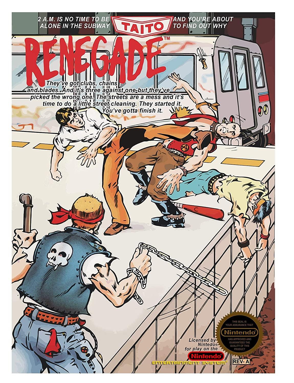 Renegade (Renewed)