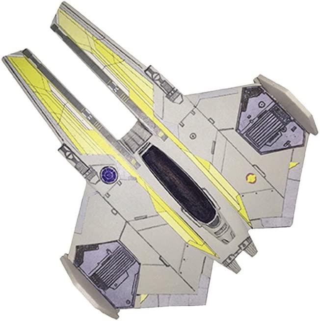 Star Wars IMC Toys – 720299 – Shooting Game – Large Aircraft Combat Jedi