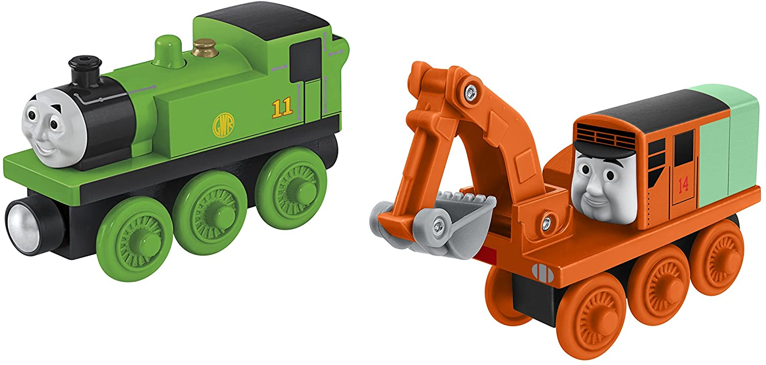 Fisher-Price Thomas & Friends Wooden Railway, Oliver and Oliver Train