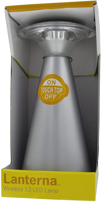 Fulcrum 24411-101 Lanterna Touch Silvr