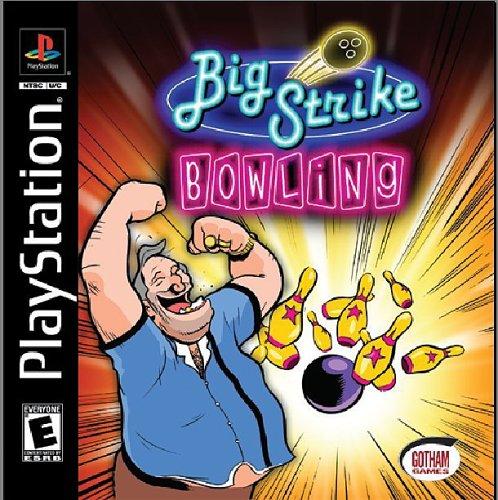 Big Strike Bowling - PlayStation