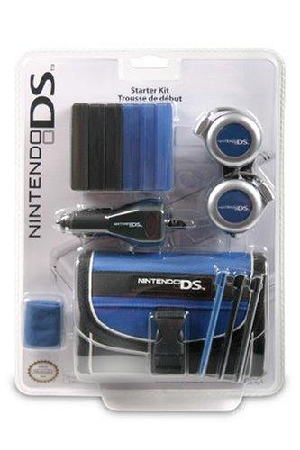 Nintendo DS Lite Starter Kit Blue