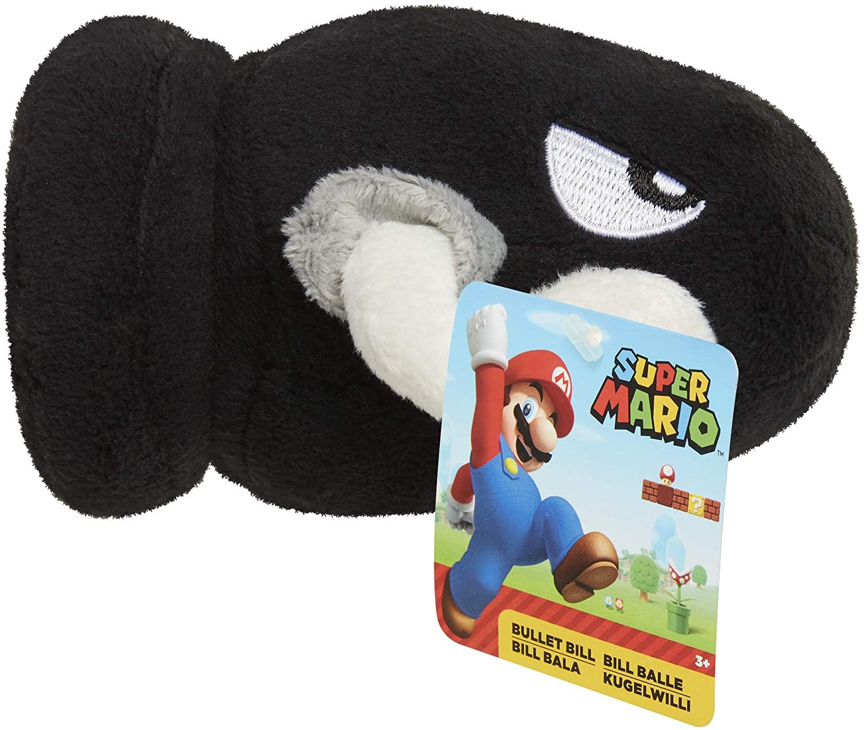 NINTENDO Mario Bros U Bullet Bill Plush