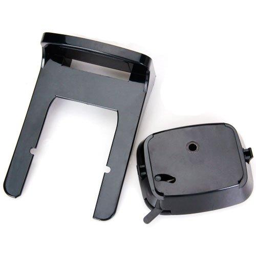 Wall Mount Dock Stand Holder for Microsoft XBOX360 Kinect Sensor Black - Worldwide free shipping