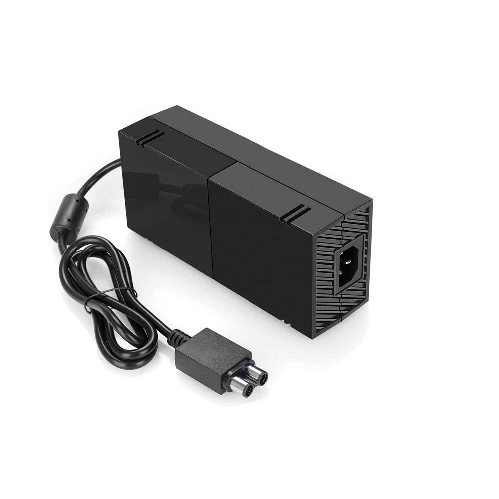 Hojas Xbox One Power Supply Brick, AC Adapter Charger with Power Cord for Xbox 1 Console Charger