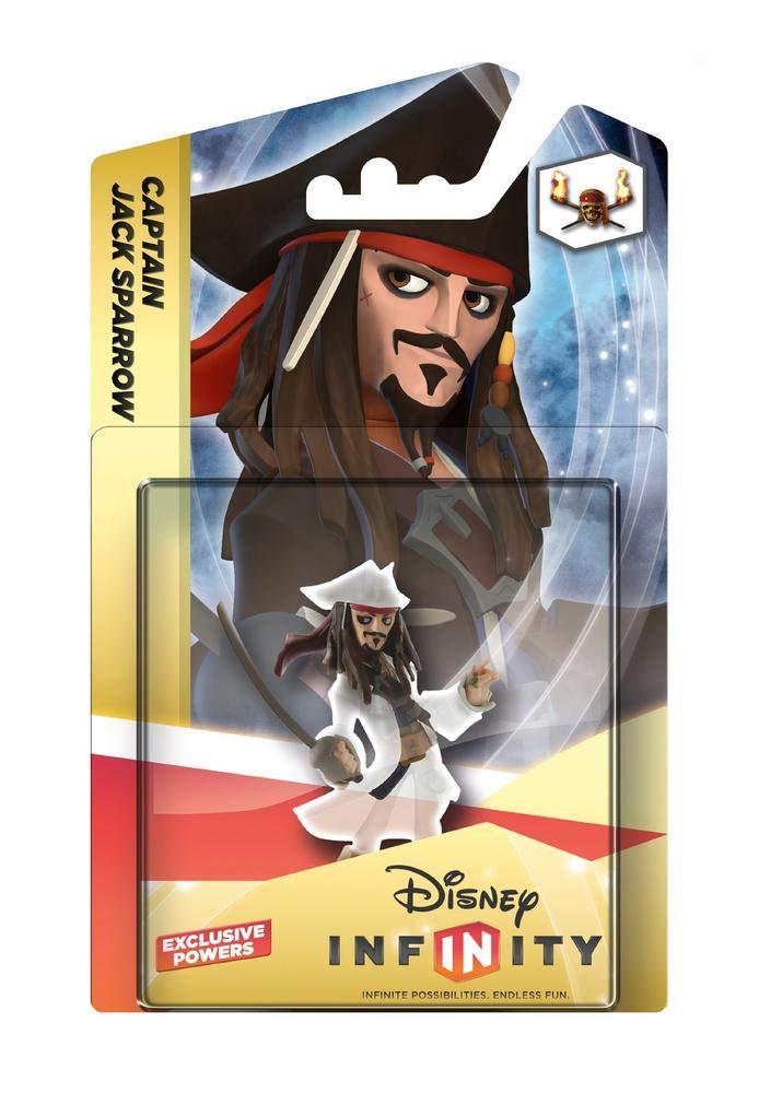 Disney Infinity Crystal Jack Sparrow