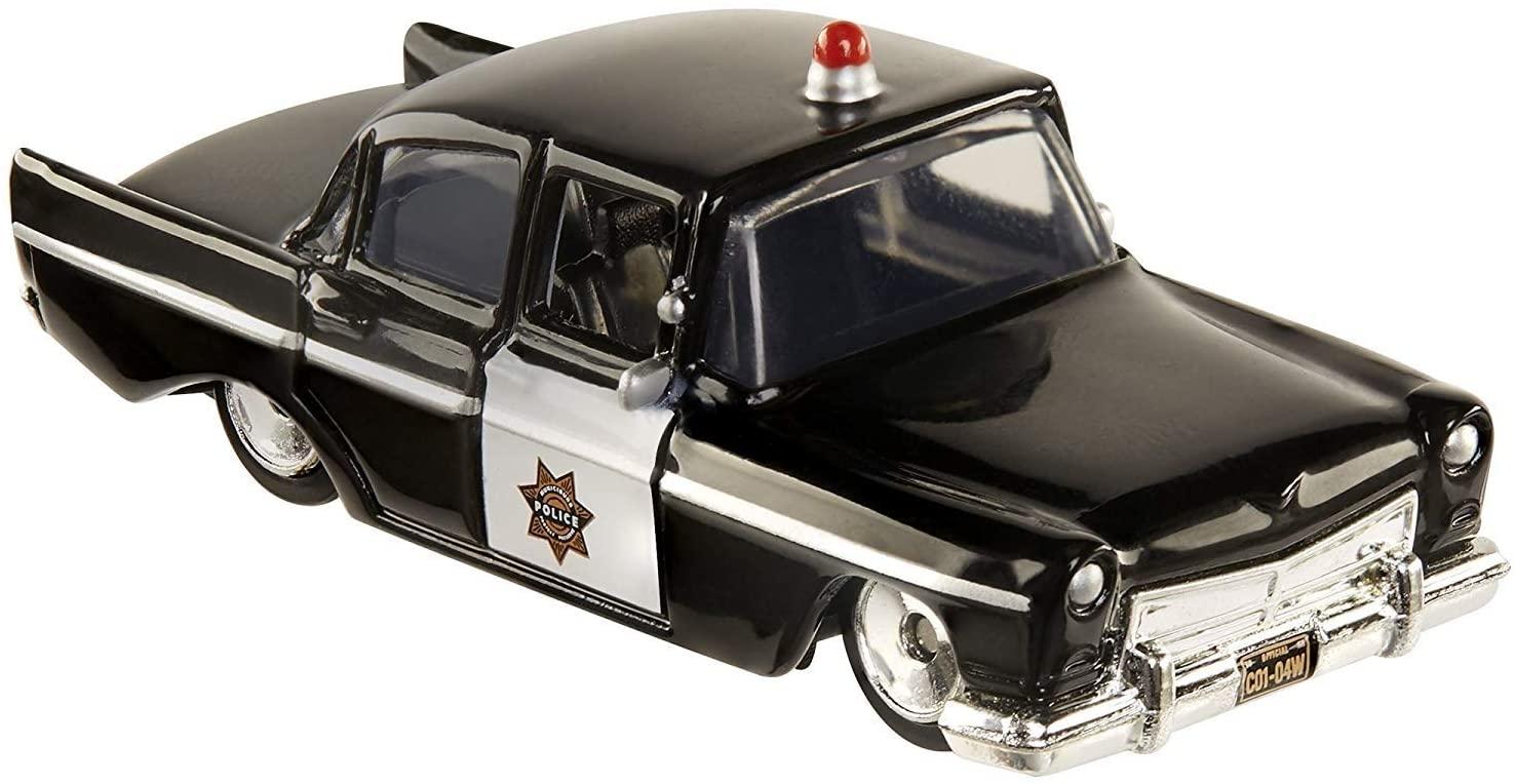 Incredibles Die Cast Vehicles ‑ Police Car (1:64)