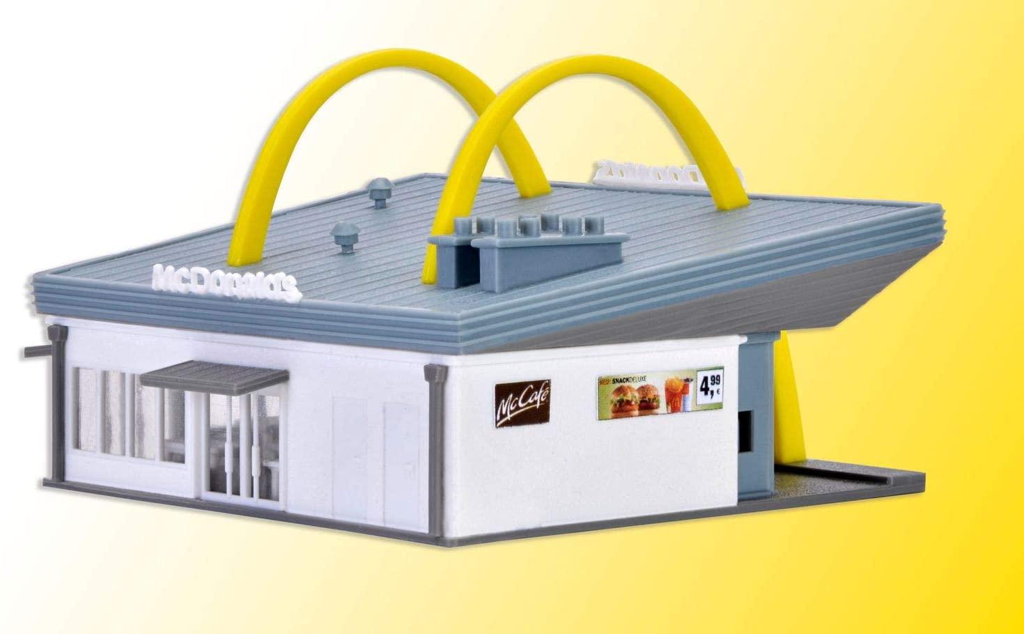 Busch 47765 McDonald's Kit N Scale Model