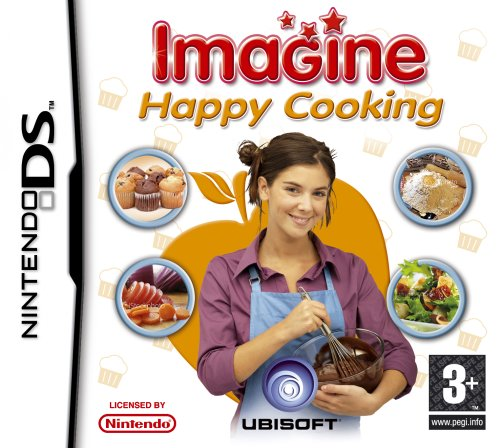 Imagine Happy Cooking (Nintendo DS)