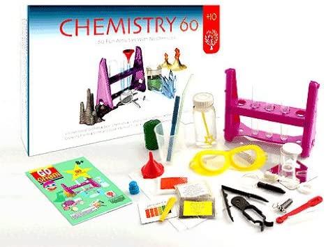 Edu-Toys  Chem 60 Chemistry Set