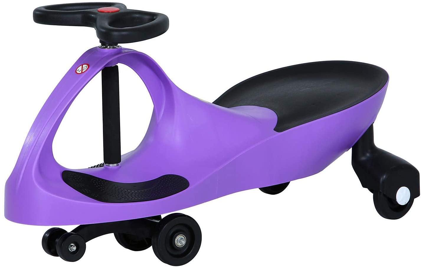 Evaxo Wiggle Car,Purple