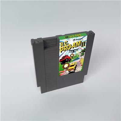 Game cartridge R.C. PRO-AM II - 72 pins 8bit game cartridge game classic , game NES , Super game , game 16 bit