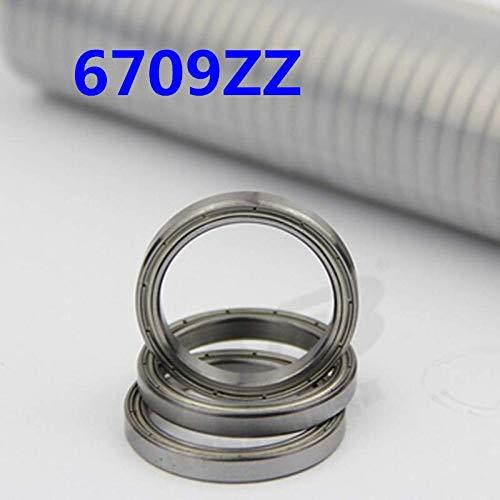 Ochoos The of Ultra-Thin deep Groove Ball Bearings 6709ZZ 45556 mm