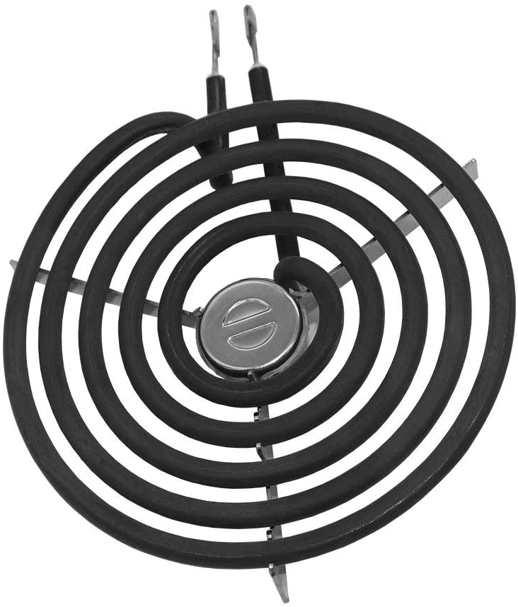 Electric Range Burner WB30M1 6-Inch Surface Element Replacement by AMI PARTS Compatible with GE, Whirlpool Electric Range