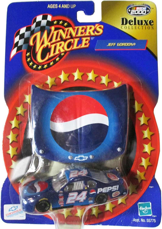 2000 Deluxe Collection Edition Jeff Gordon #24 Dupont Pepsi Monte Carlo 2000 1/64 Scale & Bonus Magnet Hood Winners Circle
