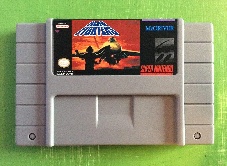 Aero Fighters - Nintendo Super NES