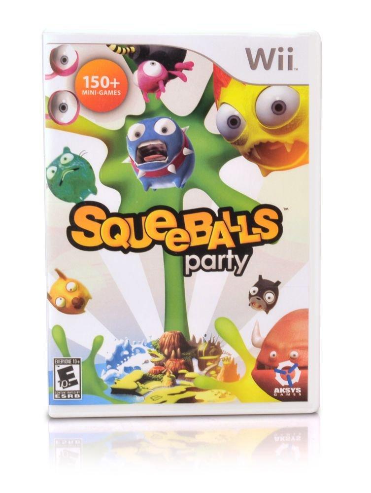 Squeeballs Party - Nintendo Wii