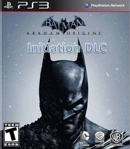 Batman Arkham Origins: Initiation DLC - PS3 [Digital Code]