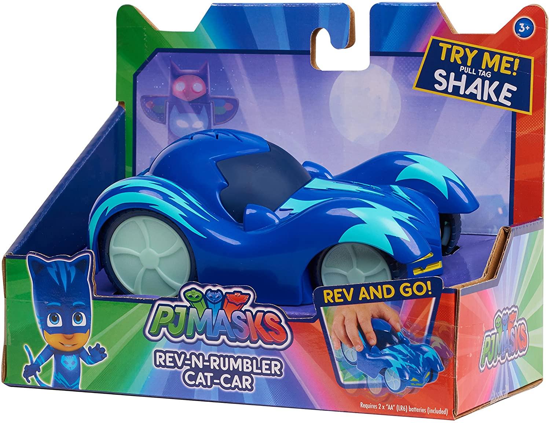 Just Play PJ Mask Rev N Rumblers Cat Car Vehicle