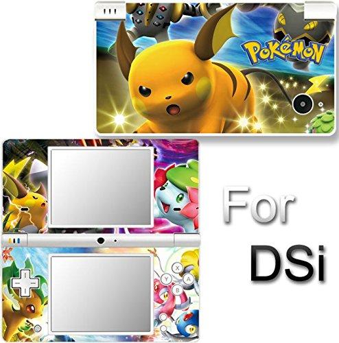 Pokemon SKIN DECAL VINYL COVER STICKER #1 for NINTENDO DSi